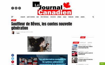 Article dans Le Journal Canadien