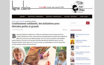 Article sur Ligne Claire