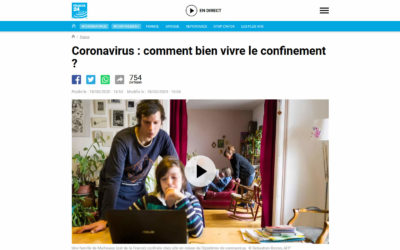 Article sur France24