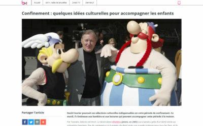 Article sur BX1 Belgique