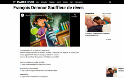 Article dans Pause Fun