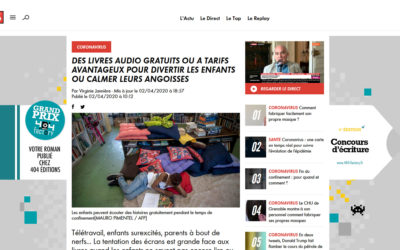 Article sur CNEWS