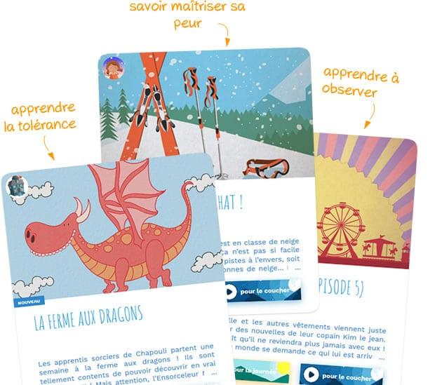 Ecoute Gratuite De Contes Audio Pour Enfants De 3 A 12 Ans Souffleur De Reves