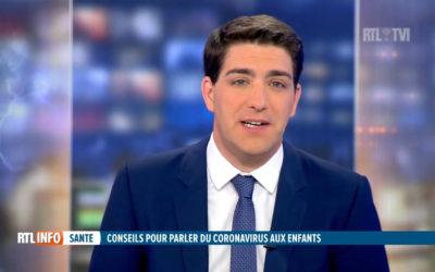 Interview Télévisée RTL BE Info